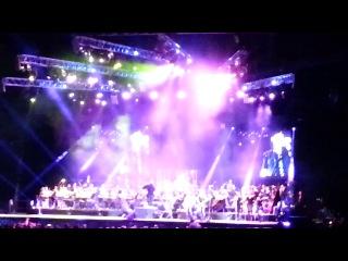 Концерт легендарной группы