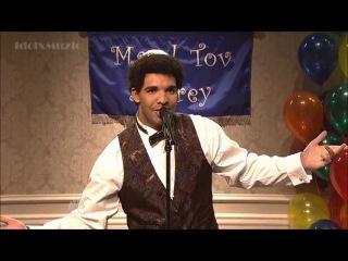 Drake SNL Skits - Bar Bitzva (18-1-14)