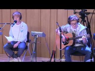 Baekhyun & Chanyeol (EXO) - Love song (Bumkey & Rhythmking cover) (рус. караоке)