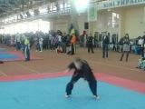 Чемпионат Украины по кикбоксингу 1 место