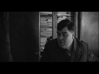 Альберт Филозов и Адольф Ильин в фильме Вид на жительство 1972
