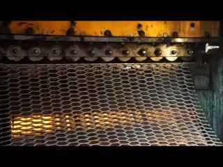 Металлоторг - Чехов Изготовление просечно-вытяжного листа ПВЛ