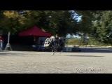Самый быстрый робот-гепард WildCat на улице. Скорость 25 км/ч. (в перспективе до 80 км/ч). Это круто!