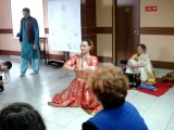 Танец посвященный шри Шиве.(смотреть до конца)