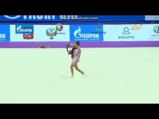 Моника Мичкова, мяч. Гран-При 2014, Москва