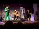Театр Лицедеи. Махонький отрывок из клоунского спектакля Old school. Клоунада, клоун, клоуны, clown. Актеры Юрий Музыченко, Ф