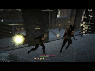 Black Desert Online GvG Castle Siege Closed Beta HD (HD)