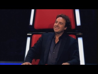 Steffen Morrison - A Song For You - The Voice Of Holland 2013 - Season 4 - Blind Auditions