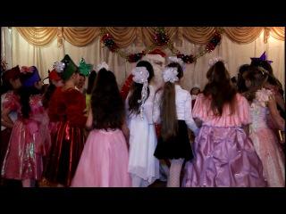5 ЧАСТЬ ПОСВЯЩЕНИЕ в первоклассники концерт в детской школе исскуств Котовск 25 12 12 HD