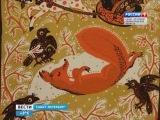 TV РТР о выставке Льва Овчинникова в Музее Ахматовой 13-29.03.14