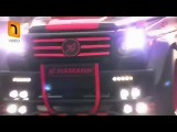 Mercedes-Benz G 55 Hamann V8 Kompressor Gelenvagen