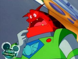 [eng] season 1 episode 34 Buzz Lightyear of Star Command