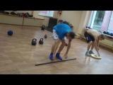 кросс фит(круговая тренировка)  краткий обзор