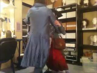 Танец Дантона и Шарлотты