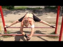 Big Stan Street Workout Training in Moldova