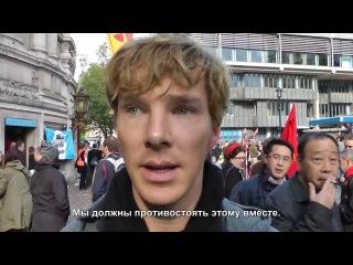 Бенедикт Камбербэтч: интервью для AWTW, 2010 год [русские субтитры]