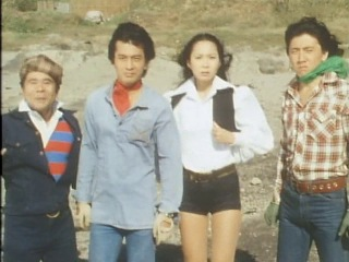 Goranger episode 72