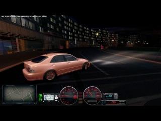 SLRR Toyota Altezza V8 1UZ-FE (new OSD)
