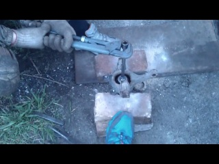 Замена ступичного подшипника рено логан
