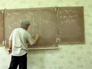 Электротехника и электроника. Лекция 17.
