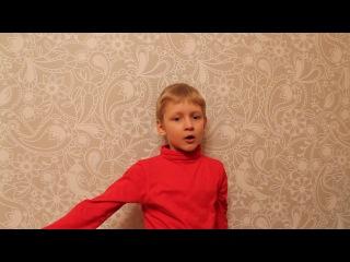 Святослав исполняет песню