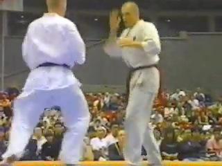 Garry O'Neill vs Piotr Sawicki