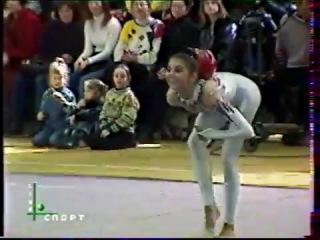 Алина Кабаева. 1998
