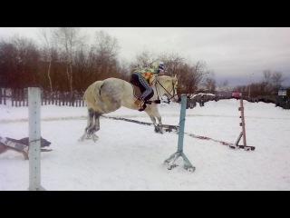 Конкур. Максимова Катя и Геральдика