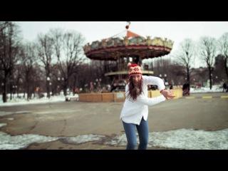 Танцульки в Парке Горького - Алиса Сим (под музыку Fred Astaire – I Won't Dance (OST Шаг Вперёд 3)