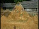 шедевры мира в песочной скульптуре
