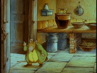 Сэмуил Уискерс - Мир кролика Питера