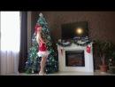 Дарья Зорькина_Christmas ( отрывок из клипа )
