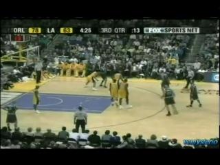 Tracy McGrady 37pts vs. Lakers (03.15.2004)