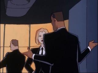 Люди в Чёрном: Мультсериал 1 сезон 10 серия