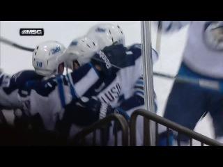 NHL 2013-2014. Regular Season. Winnipeg Jets at New York Rangers 02/12/2013