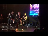 130517 B.A.P Coma-Dancing In The Rain-Stop It-Crash@ENCORE on Earth NY