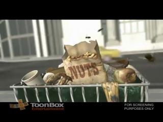 Белка 3D The Nut Job 2013 Промо трейлер