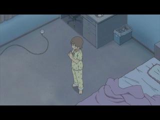Обрезка из аниме Мелочи жизни -2