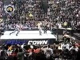 WWF SmackDown! 15.11.2001 - Мировой Рестлинг на канале СТС / Всеволод Кузнецов и Александр Новиков
