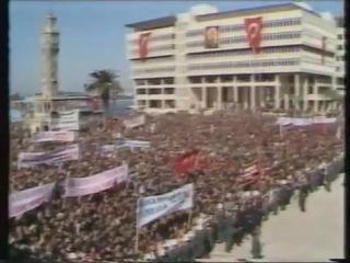 Devlet Başkanı Org. Kenan Evren 'in İzmir Konuşması (1.11.1982)