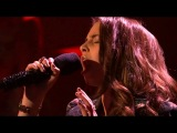 Carly Rose Sonenclar  As Long As You Love Me  (Justin Bieber)- X FACTOR USA 2012!