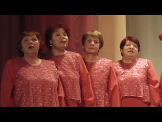 """""""В золочёной церкви"""" - хор ветеранов"""