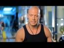 Советы Дениса Семенихина об правильном питании при занятиях в спортзале.
