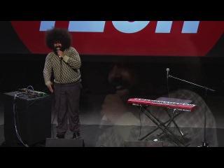 Reggie Watts- A send-off in style