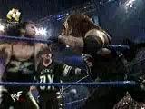 WWF SmackDown! 24.08.2000 - Мировой Рестлинг на канале СТС / Всеволод Кузнецов и Александр Новиков