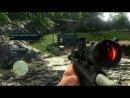 Джейсон Броди Far Cry 3, Сжигание конопли!