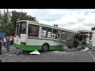 13 июля - день катастроф. ДТП в троицком районе - 20 погибших.