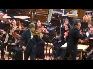 П. И. Чайковский Концерт для скрипки с оркестром, 2 и 3 части Дирижер — Александр Сладковский