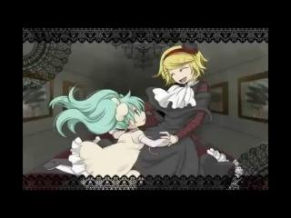 Вокалоиды Vocaloids - trick and treat - Кагамине Лен и Рин Kagamine Rin & Len - trick and treat (Озвучка)