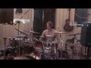 Uge recording for De Lirium's Order, ''Veniversum'' (2011) @ Seawolf studios